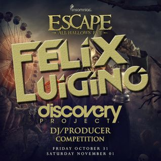 Felix Luigino | Discovery Project: Escape All Hallows' Eve 2014