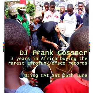 Frank Gossner - Ghana Nigeria Connection