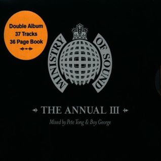 Pete Tong - The Annual III (1997)