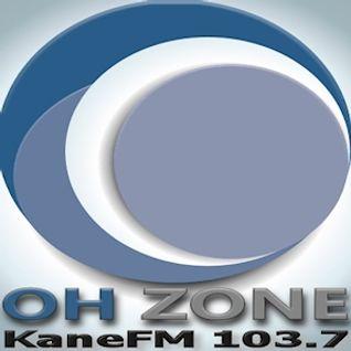 KFMP: JAZZY M - THE OHZONE 28 - KANEFM 04-05-2012