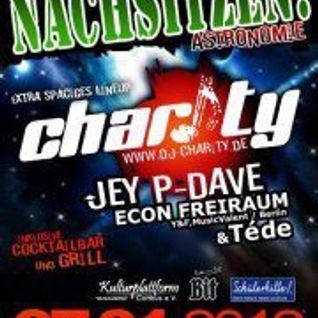 Live set 7.Januar.2012 Cottbus Campus (Nachsitzen)