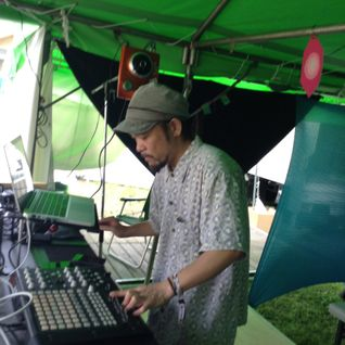 DJ Shige live set @ Fuji Rock Daydreaming 2014