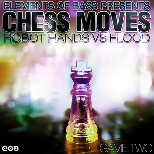 Robot Hands vs Flood - Chess Moves: Game 2