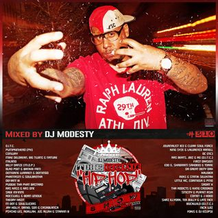 DJ MODESTY - THE REAL HIP HOP SHOW N°310