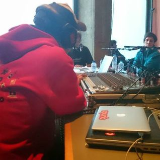 We Love Radio ! - Emisiones Cacatúa 3 - Open Mic - 28/02/15