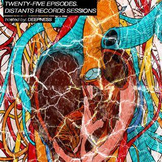 Deepness pres. Deep-L (Guest mix) - Distants Records Sessions 025 [10.07.2012] [InsomniaFm.com]