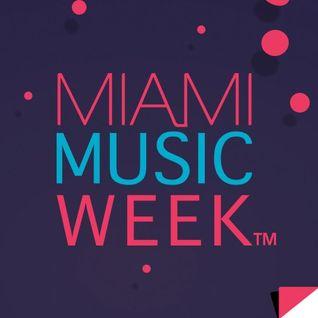 Stacey Pullen @ Miami Music Week 2014 - The Blu Party Clevelander Hotel (25.03.14)