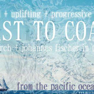 Coast to Coast 2nd hour Johannes Fischer (09.04.13)