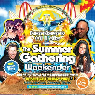 DJ SHUX HTID SUMMER GATHERING WEEKENDER COMPETITION ENTRY
