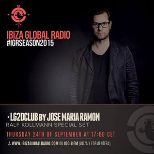 Ralf Kollmann (mobilee) @ Ibiza Global Radio - Sept 15