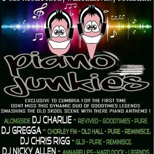 Charlie Howes - Re-recorded Set From Reminisce @ GL3 Whitehaven April 2nd 2011