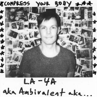 BIS Radio Show #856 with LA-4A aka Ambivalent