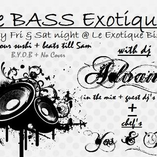 LIVE @ BASS Exotique (3.4.12)part2