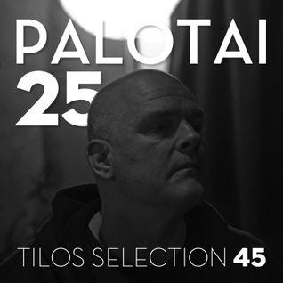 Tilos Selection  45 - DJ PALOTAI 25 years - 2015.01.03