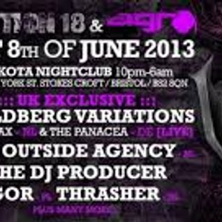 THE DJ PRODUCER PRSPCT UK 08.06.13 ROOM 2 SET - 97-2000 DNB