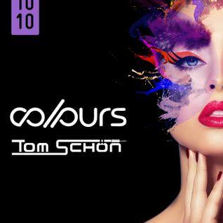 Tom Schön - Colours 10-10-2015 @ Tanzhaus West Frankfurt