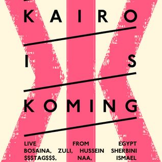 Free Lab Radio on Resonance104.4fm - Kairo is Koming