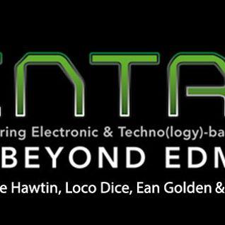 Richie Hawtin - Live @ CNTRL TV 05 Beyond EMD (Philadelphia) - 03.11.2012