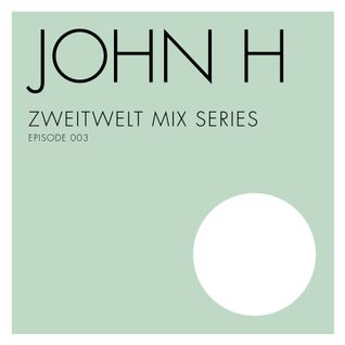 John H - Zweitwelt Mix Series - Episode 3 - Suhlasom / 2003 Aug 8