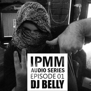 IPaintMyMind Audio Series: Episode 1 - DJ Belly