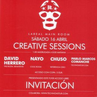 Kekoh aKa Comanche @ creative sessions (La Real)