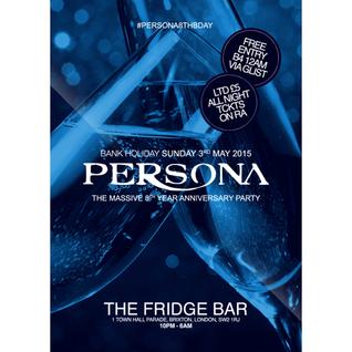 Persona 8th Birthday Compilation