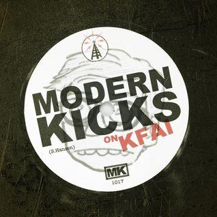 Modern Kicks on KFAI - 09/24/2014