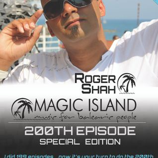 MAGIC ISLAND SPECIAL 200TH EPISODE - PART ONE.2