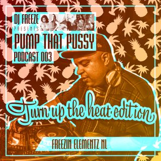 DJ Freeze Presents - Pump That Pussy Podcast 003