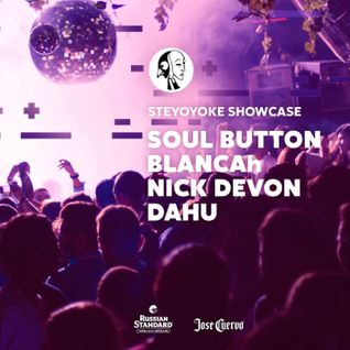 Soul Button - Steyoyoke Showcase (The Grand Factory - Beirut)