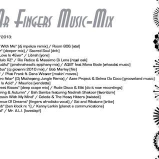 Larry Heard - A Mr. Fingers Music Mix (29-05-203)