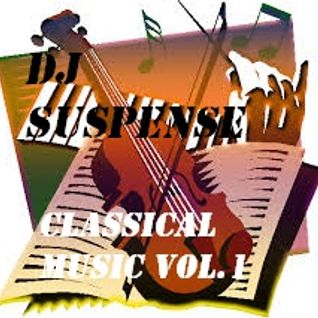 DJ Suspense - Classical Music Mix Vol.1