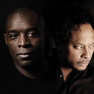 Derrick May & Kevin Saunderson - Live  @ 7 BIrthday Code, Fabrik, Madrid (13-11-2010)