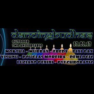 Closing Set at Dancing Budhas Outdoor (23/02/2013)