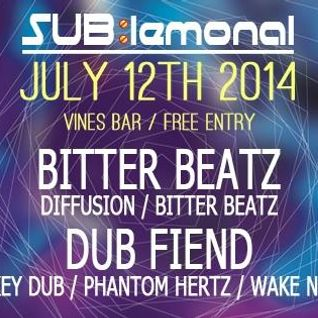 SUB:lemonal DJ Set [LIVE MIX] - 12/07/14