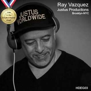 ''House Deep-Ends'' radio show presents Dj Ray Vazquez - Ritmo Radio 04-03-2016