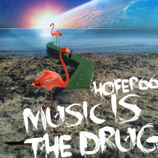 hofer66 - music IS the drug - live at sa trinxa ibiza - 150811