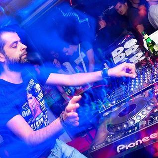 Milkan/Milkan Djerkovic/PARTY ZONE/LIVE mix 09.03.2012
