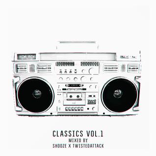 SHOOZE x TwistedAttack — Classics Vol.1