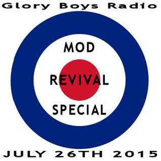 Glory Boy Mod Radio July 26th 2015