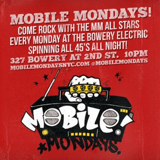 Mobile Mondays! Live 2/29 Jungle Brothers I'll House You Release Party.
