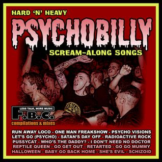 Various Psycho Attack Over Europe