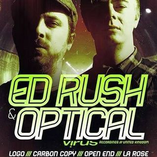 Live @ Ed Rush & Optical - 3/28/2014