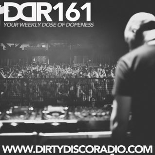 Dirty Disco Radio 161, Hosted by Kono Vidovic