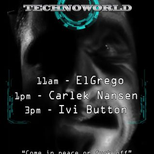 El Grego @TechnoWorld 30 01 2013