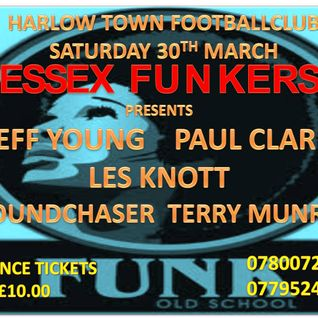 THE ESSEX FUNKERS JAZZFUNK&SOUL ERA ON www.soulcitygrooves.com