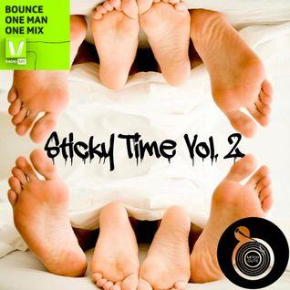 2016.10.13  Sticky Time Vol. 02 Mix - SRF VIRUS - Bounce - OMOM