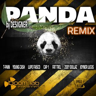 Panda (Boom Lab Scratch Remix)