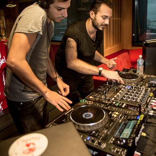 Brodinski & Gesaffelstein - Mix Up Exclusives @ Triple J (2012.12.01)