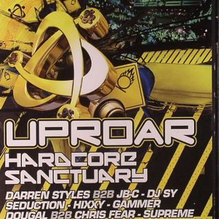 Uproar - Hardcore Sanctury - 25-02-11 Joey Riot B2B Kurt & Dougal B2B Chris Fear